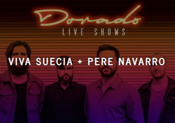 Viva Suecia live, Ibiza concerts tickets