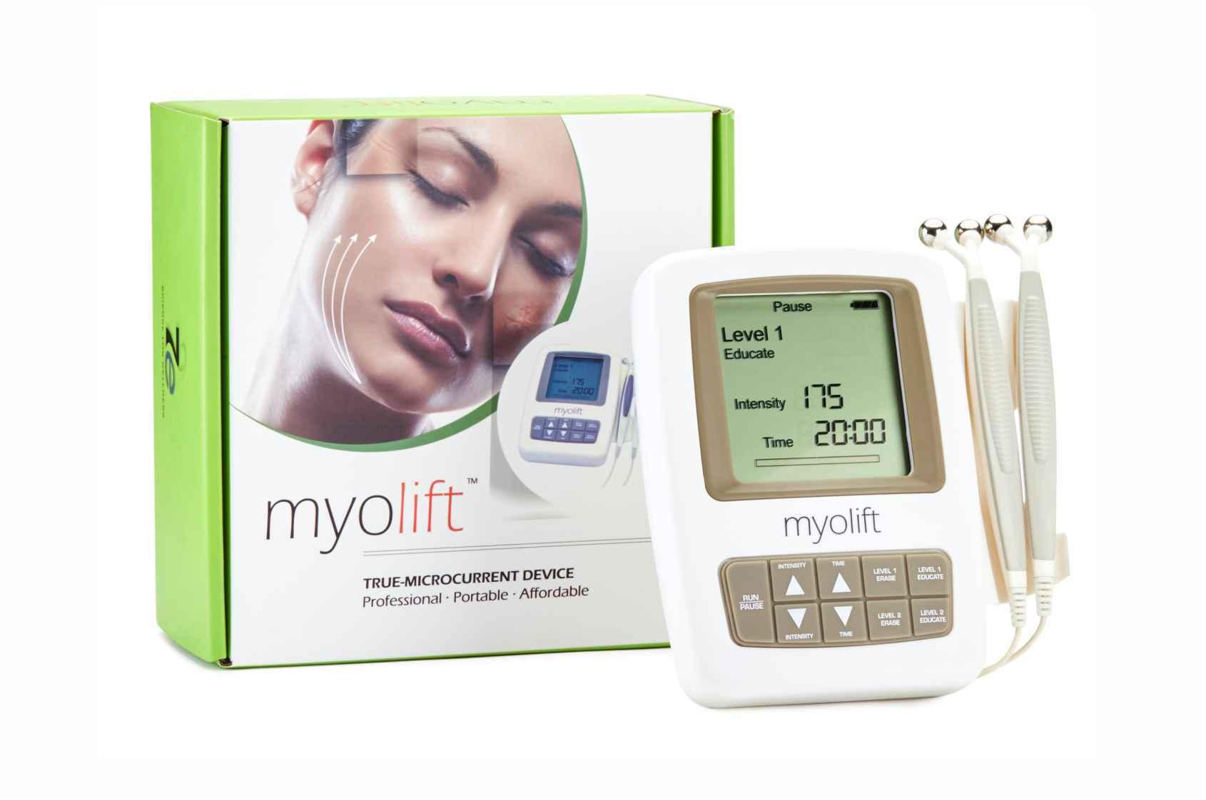 myolift most affordable microcurrent machine
