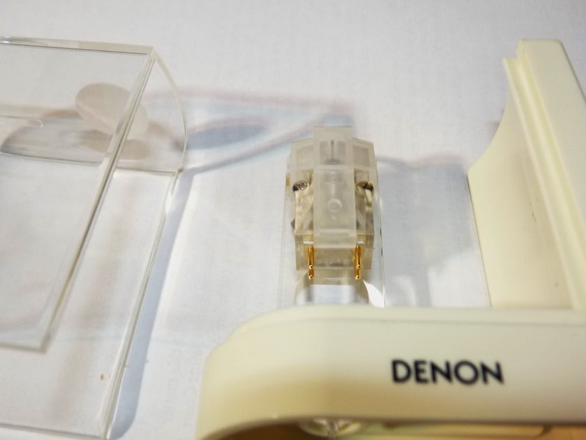 Denon DL-A100  phono cartridge fully boxed NOS
