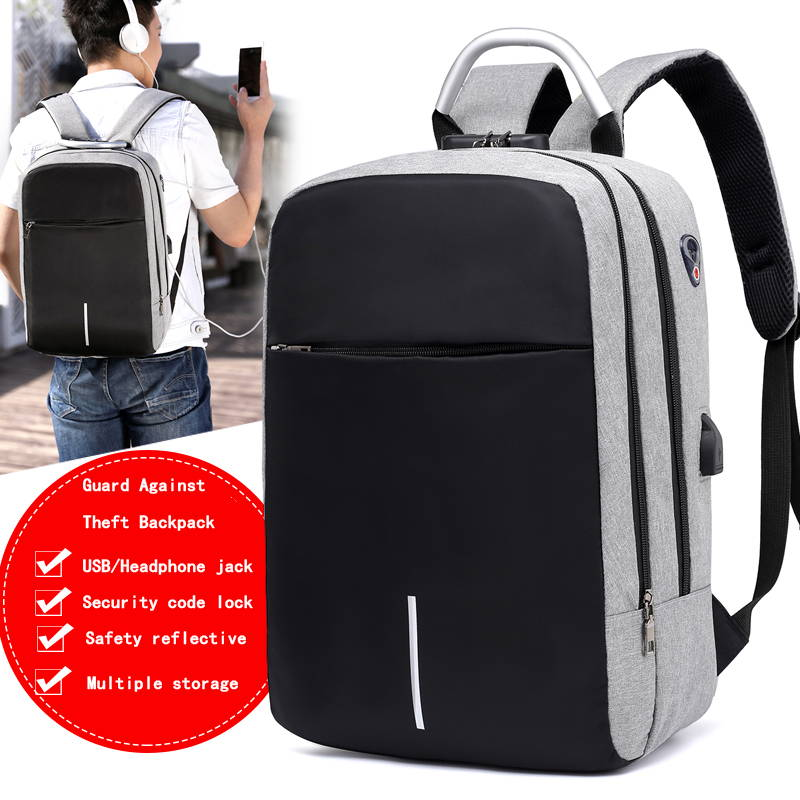 guard against theft smart backpack