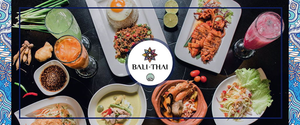 [Halal Certified] Bali Thai delivers Singapore island-wide : the perfect fusion of Thai & Indonesian Cuisines
