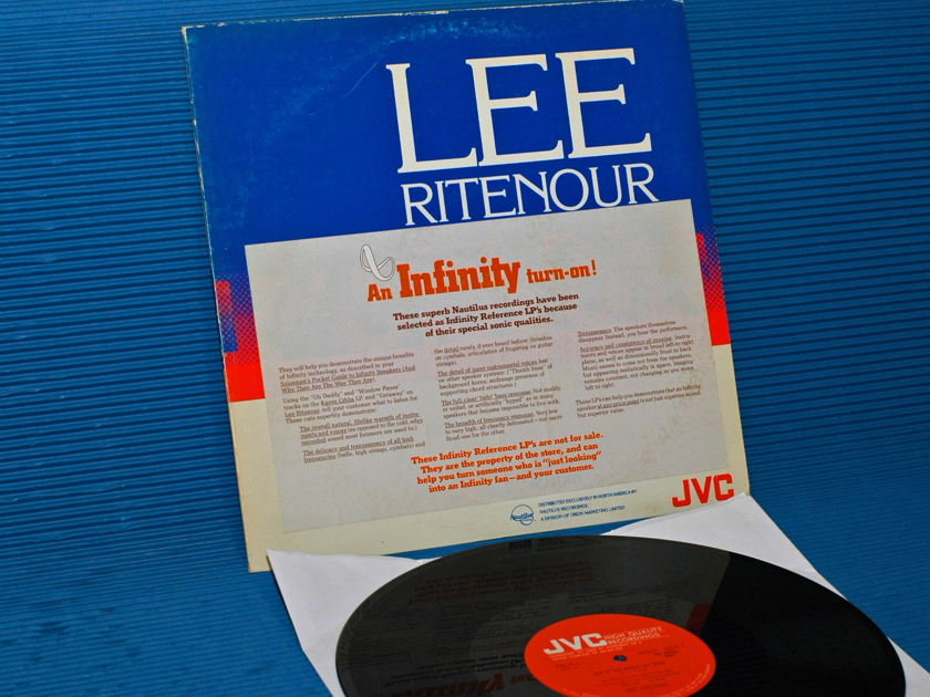 "LEE RITENOUR -  - ""An Infinity Turn On"" -  Nautilus 1977 demo"
