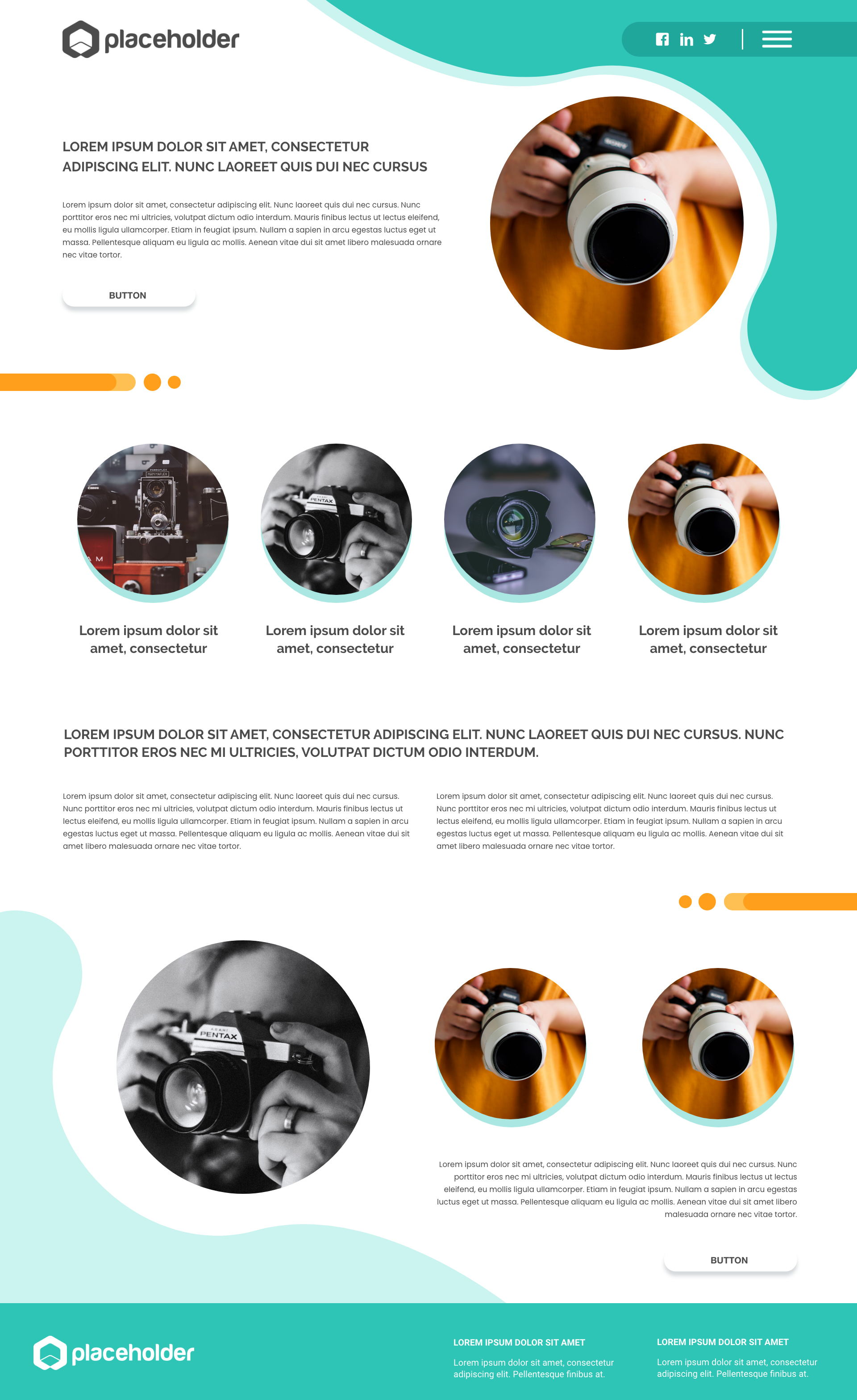 Lens template's main image