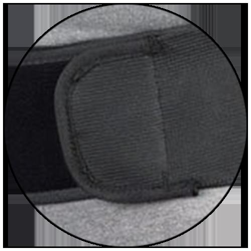 Trochanter Belt Adjustable Side Pulls