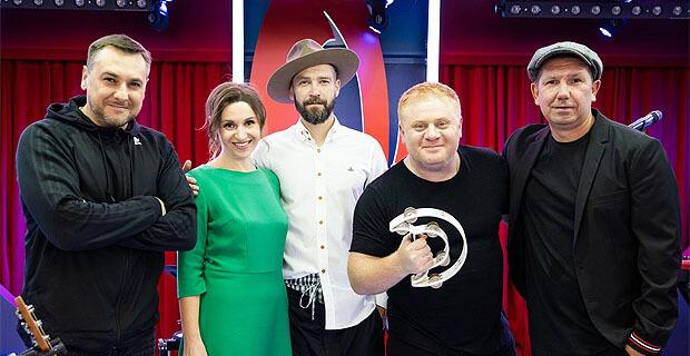 Группа Uma2rman выступила с живым концертом в «Золотом Микрофоне» на «Русском Радио» - Новости радио OnAir.ru