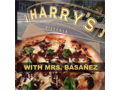 Lunch at Harry's with a Friend and Mrs. Basáñez