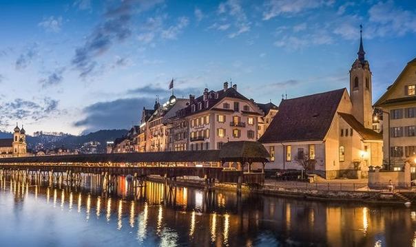 Швейцария + Лихтенштейн (2 дня)