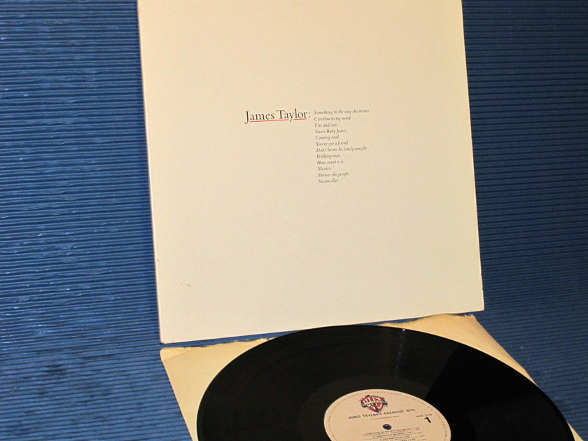 "JAMES TAYLOR  - ""Greatest Hits"" -  Warner Brothers 1976"