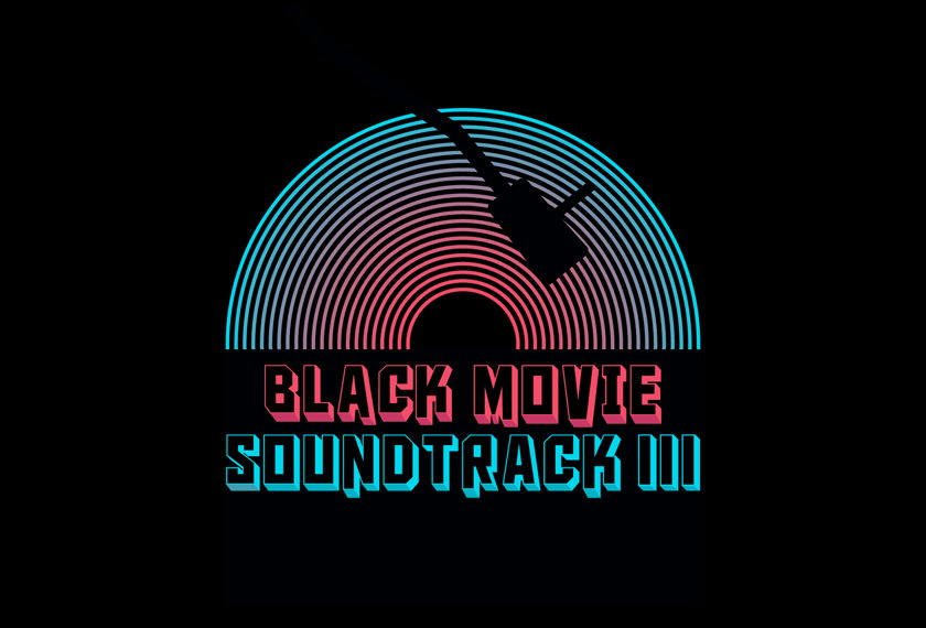 Black Movie Soundtrack III artwork