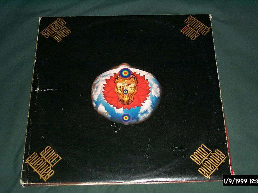 Santana - Lotus 3 LP Vinyl NM