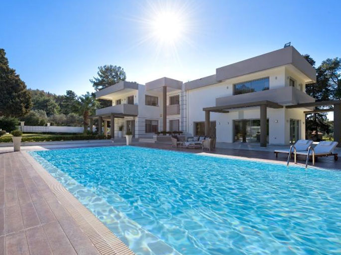 85100 Rhodes - Secludes Luxury in Nature - Rhodes West - Ialisos - W-086G8