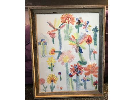 First Grade Flower Masterpiece