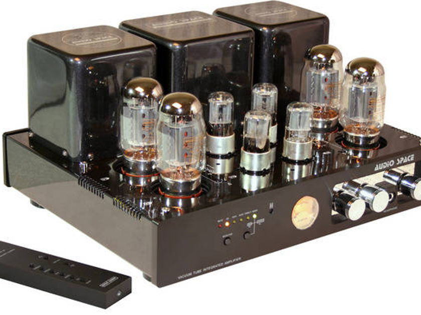 Audio Space Galaxy 88 KT88 Triode/Ultralinear Int am