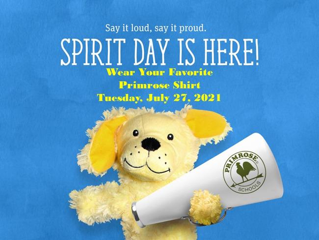 spirit day primrose of harmony