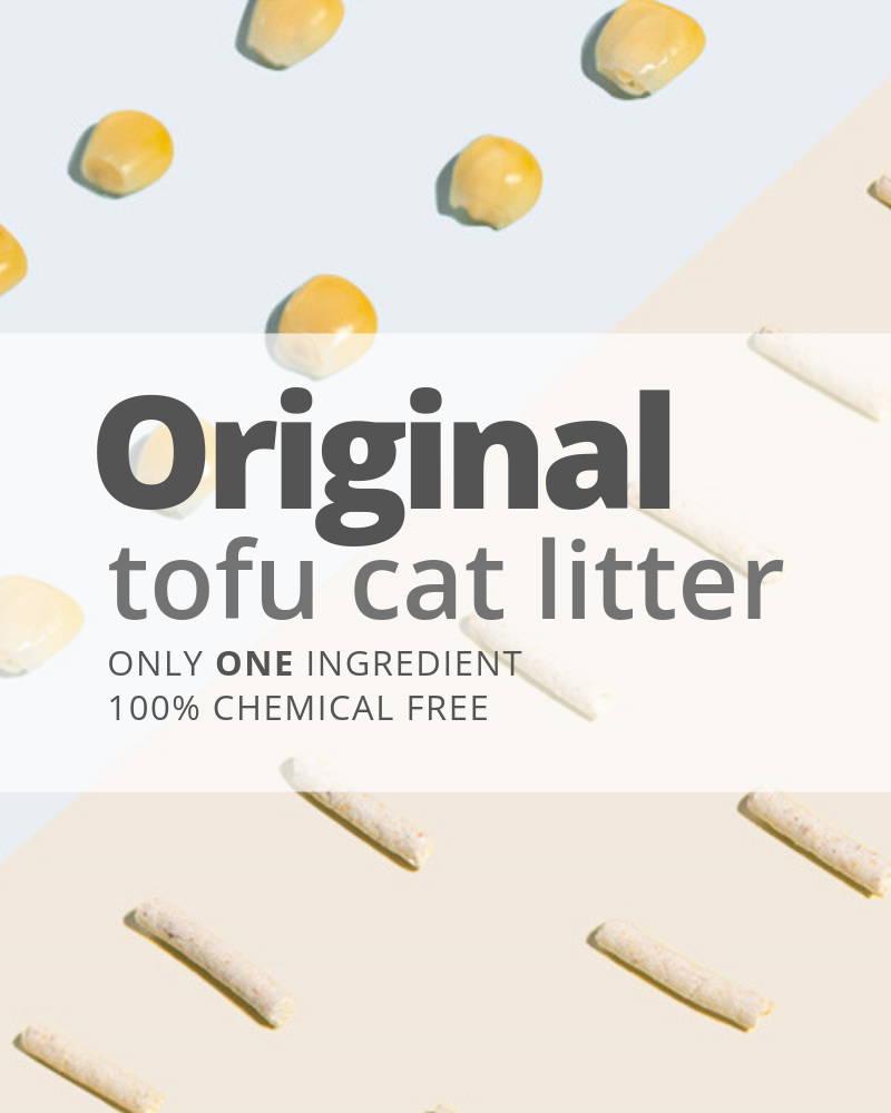 non-tracking cat litter