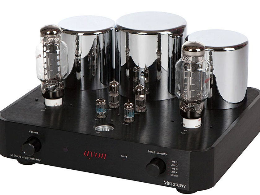 AYON AUDIO MERCURY INTEGRATED CLASS A BEST OF SHOW! 7 YEARS!