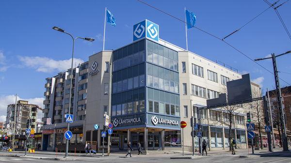 LähiTapiola Pirkanmaa, Tampere, Tampere