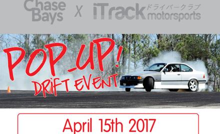 POP-UP event - Birmingham Race Course