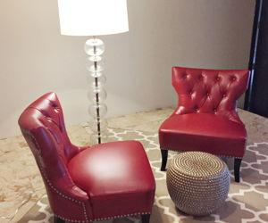 Living Room, Texas Tech University