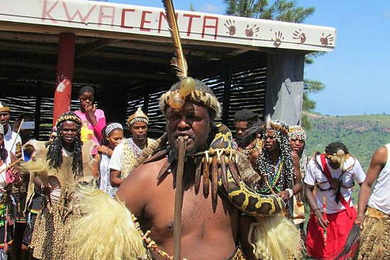 Visit a Real Zulu Village