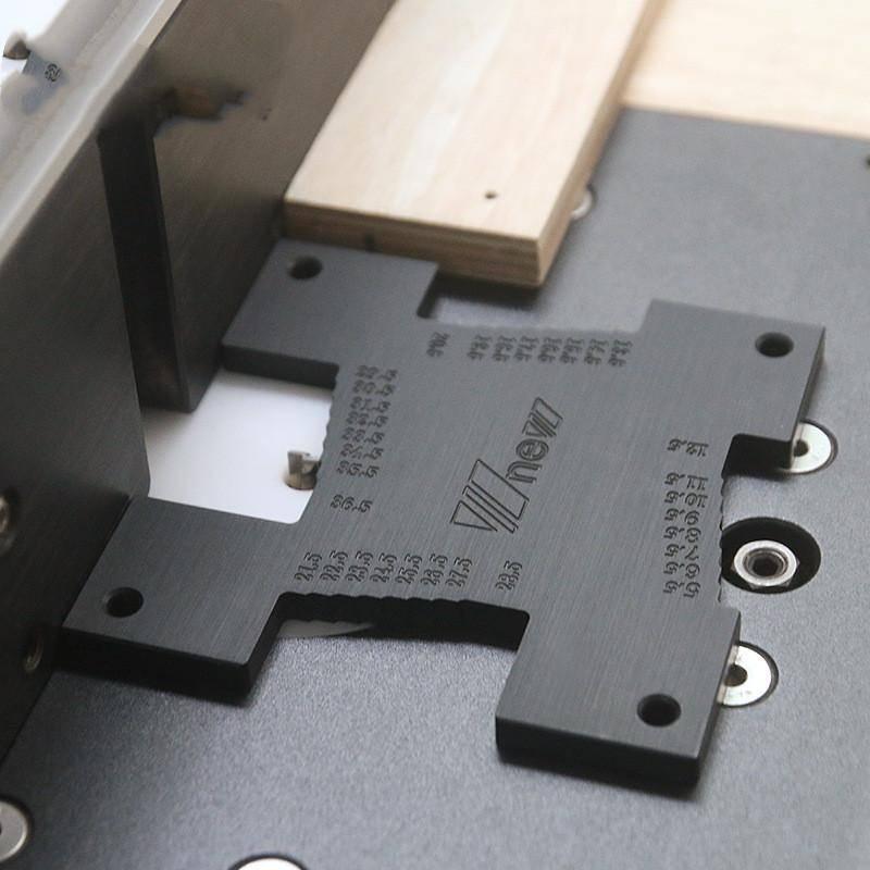 table saw depth gauge