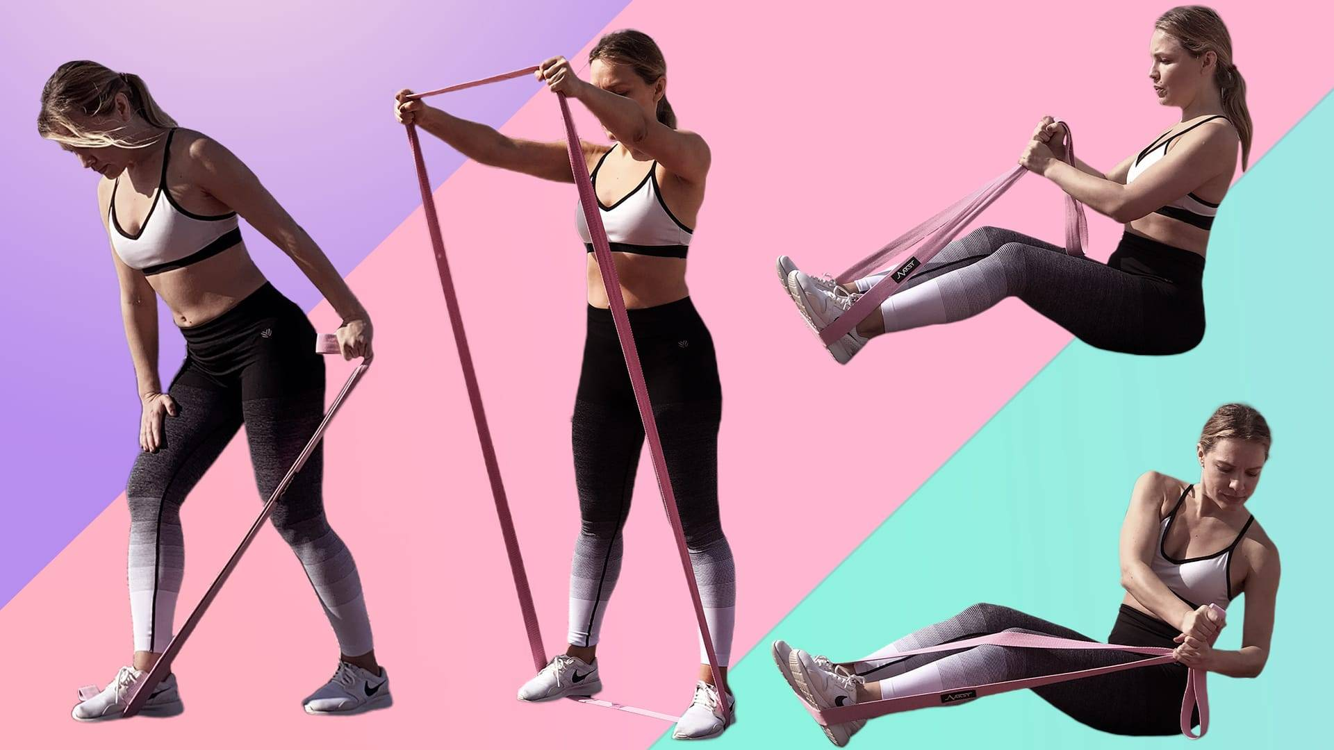 Resistance Body Band Exercises
