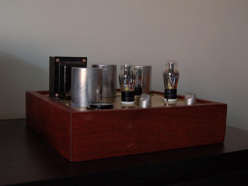 Custom JE Labs Type 76 Tube Linestage Pre-Amplifier, PIO Caps, terrific build.