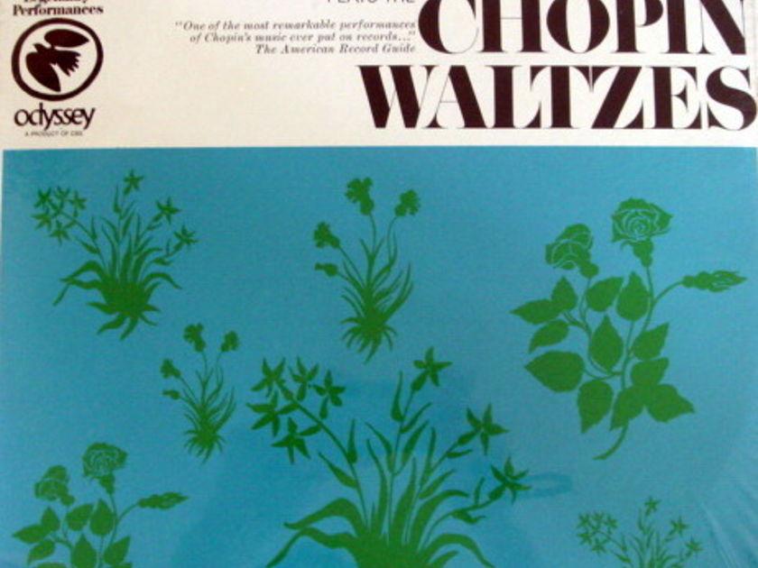 ★Sealed★ Columbia Odyssey /  - DINU LIPATTI, Chopin Waltzes!