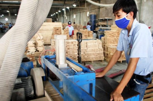 Wooden product exports set to retain two-digit growth in 2019