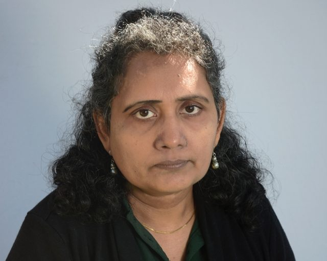 Vijayasudja Manishankar , Teacher