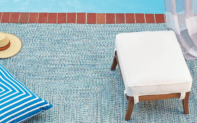 CAPEL RUGS SEA GLASS SPA