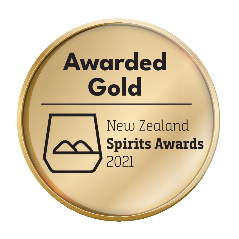 Gold NZ Spirits Award