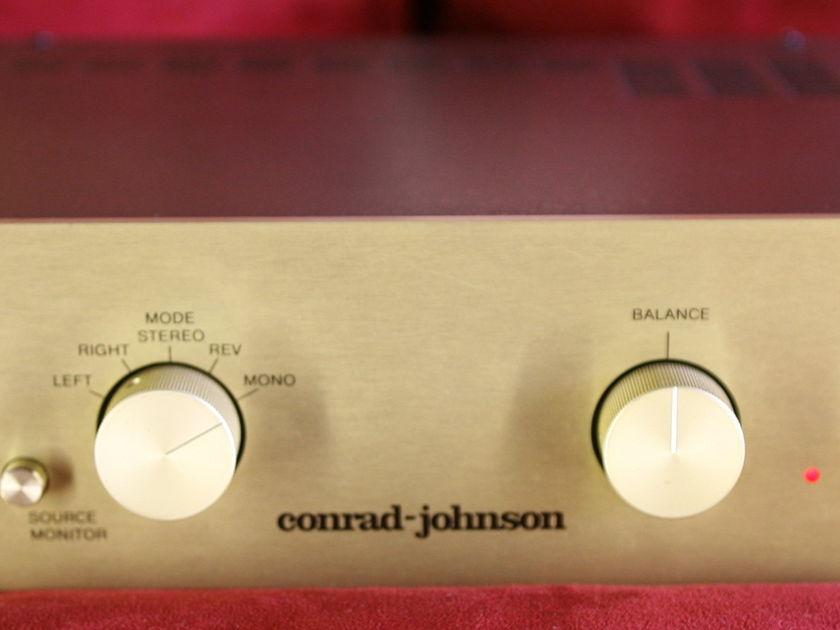 Conrad Johnson PV8 Preamplifier!!!