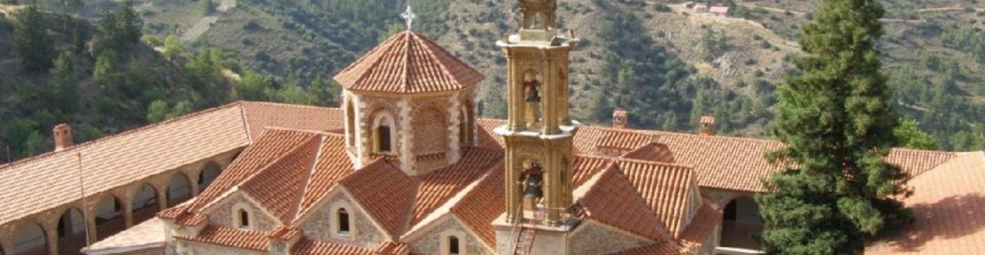 По древним монастырям и деревушкам