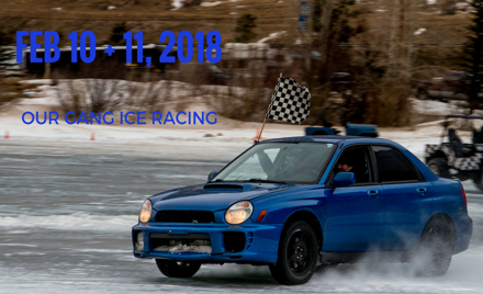 Our Gang Ice Racing 2018 - Week 4 - CANCELLED