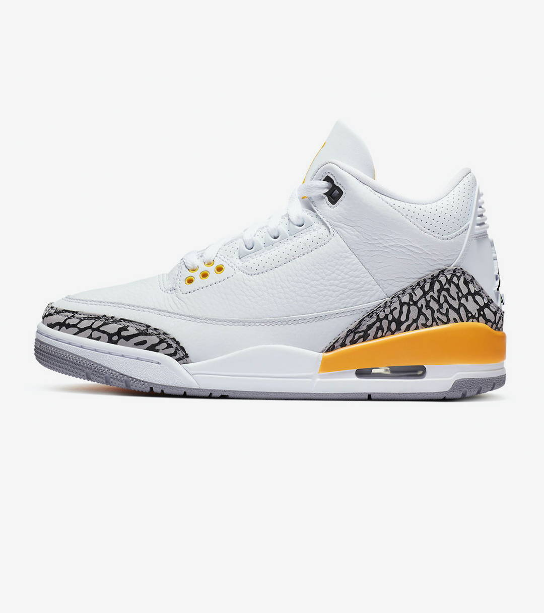 "AIR JORDAN 3 RETRO ""LASER ORANGE"" Women's"
