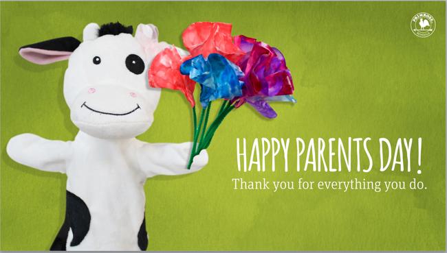 Parent Appreciation Day
