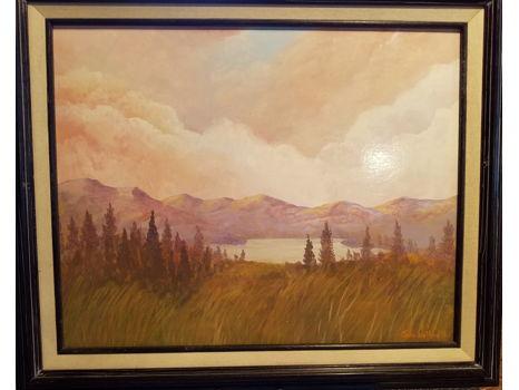 """Holland Murals """"Mountain Breeze"""""""
