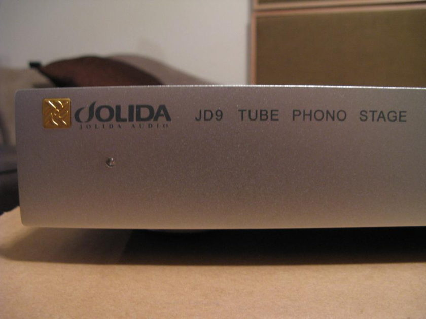 Jolida  JD-9A NEW Auditioned only