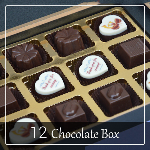 Chocolates as return gift for marriage