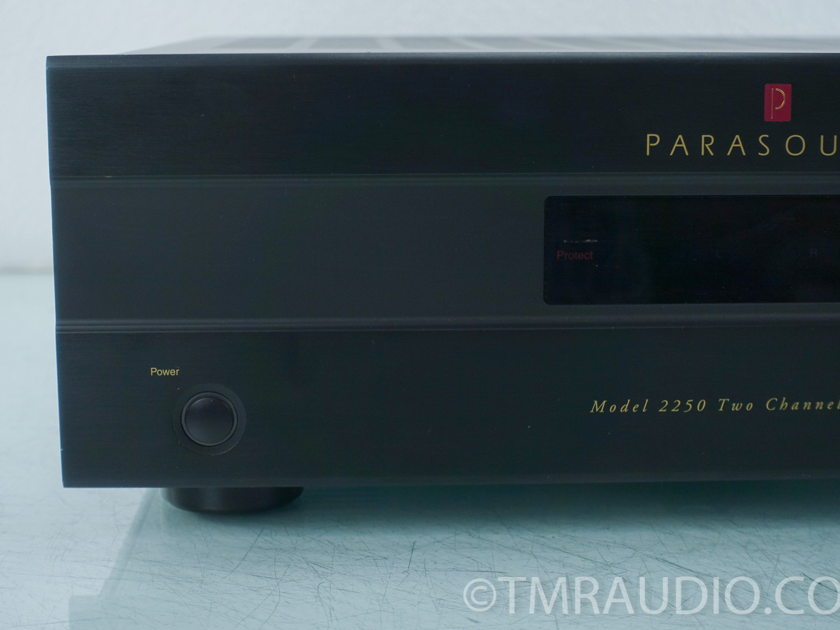 Parasound HCA-2250 Stereo Power Amplifier (9400)