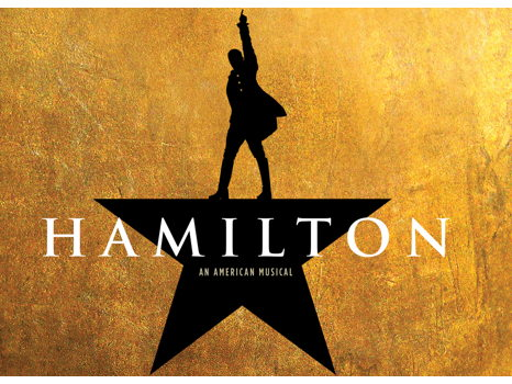 Two Tickets to See Hamilton: An American Musical