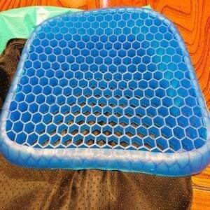coussin siege gel, coussin coccyx, coussin chaise lombaire, coussin nid abeille, coussin sciatique