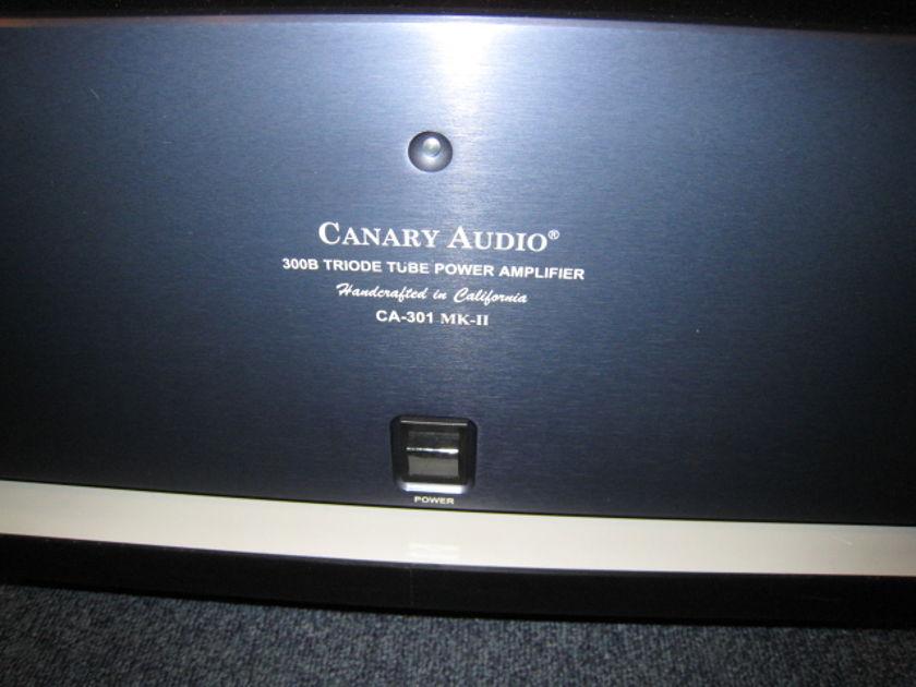 Canary Audio CA-301 MK2 220-240V50/60Hz Worldwide Shipping.