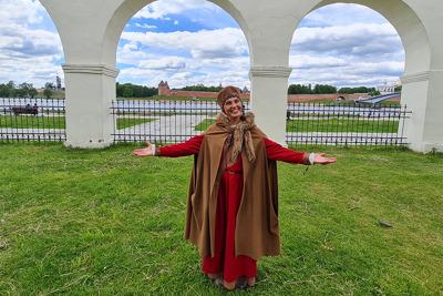 Театрализованная прогулка по Новгородскому Кремлю с дегустацией