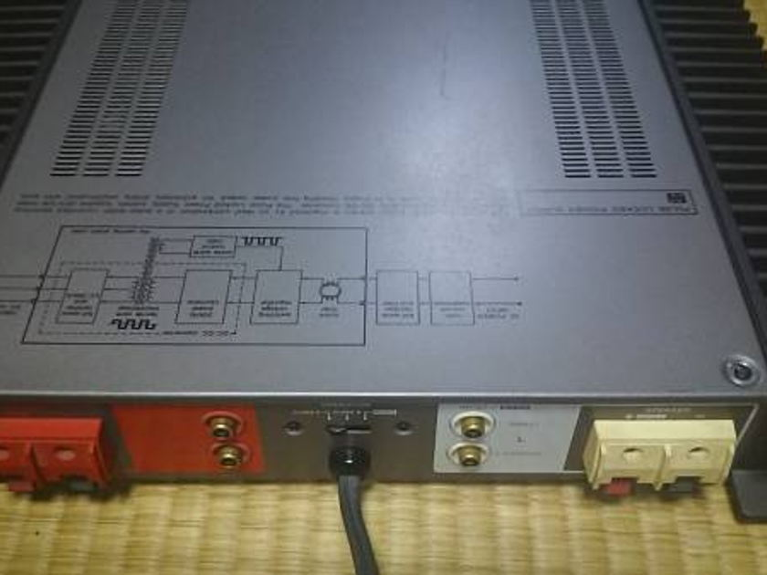 VINTAGE SONY  TA-N86 POWER AMPLIFIER IN VERY GOOD CONDITION