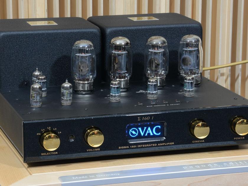 VAC Sigma 160i  - 115/230V from Europe