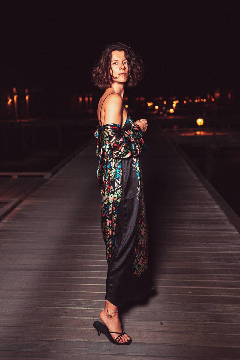 Soleil Amelie Top | As seen on Lisa Oxenham | YOLKE