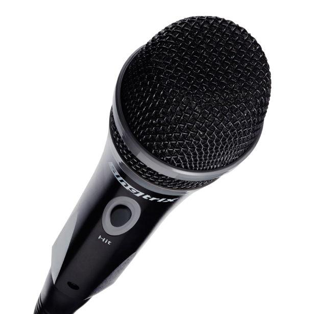 SINGTRIX KARAOKE MACHINE SYSTEM | SINGTRIX MICROPHONE