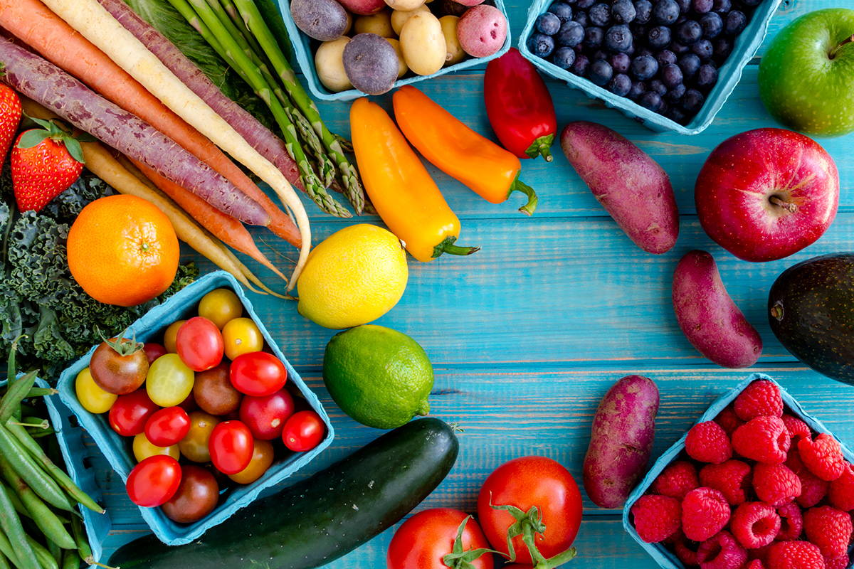 How to Eat More Fruits and Vegetables, PC: American Heart Association